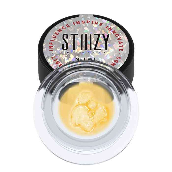 Strawberry Cough l 1g Live Resin Diamonds from Stiiizy