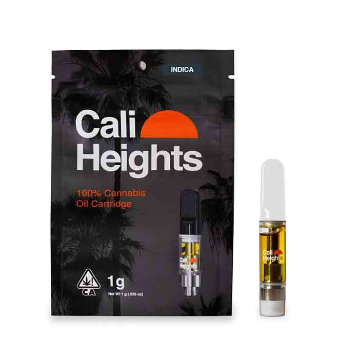 Purple Kush | 1g Cartridge from Cali Heights