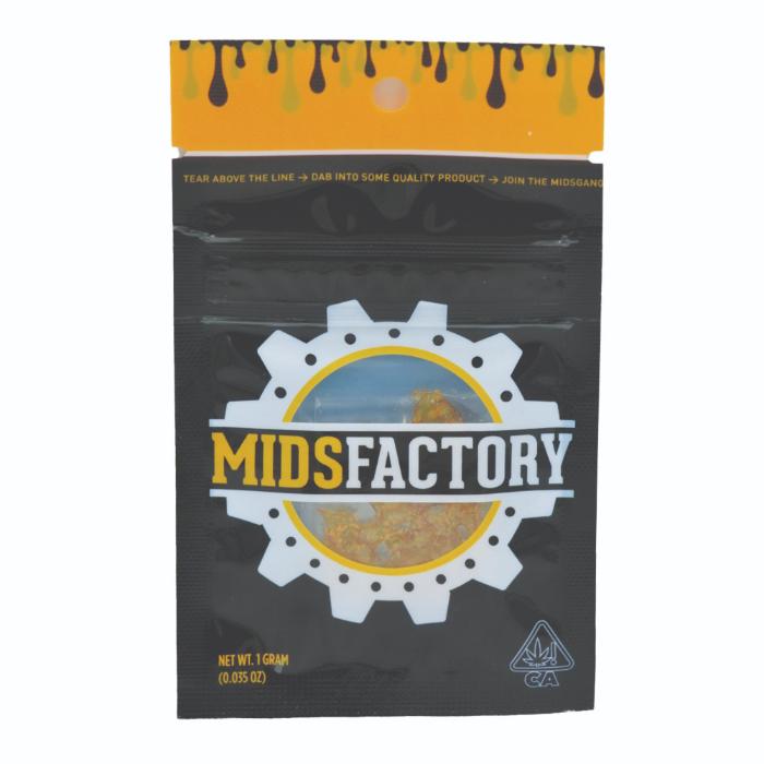 Garlic Breath   Shatter from Mids Factory