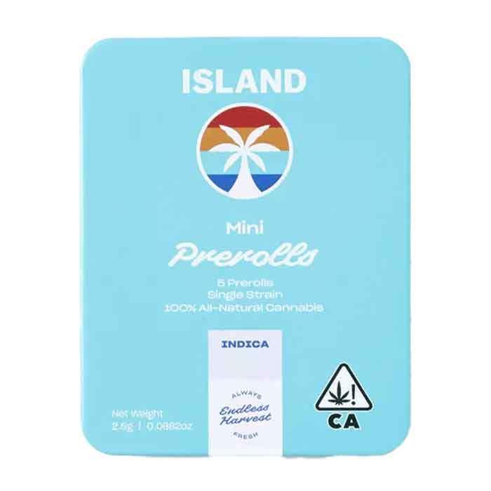 OG Drift | Mini Preroll 5 Pack  from Island