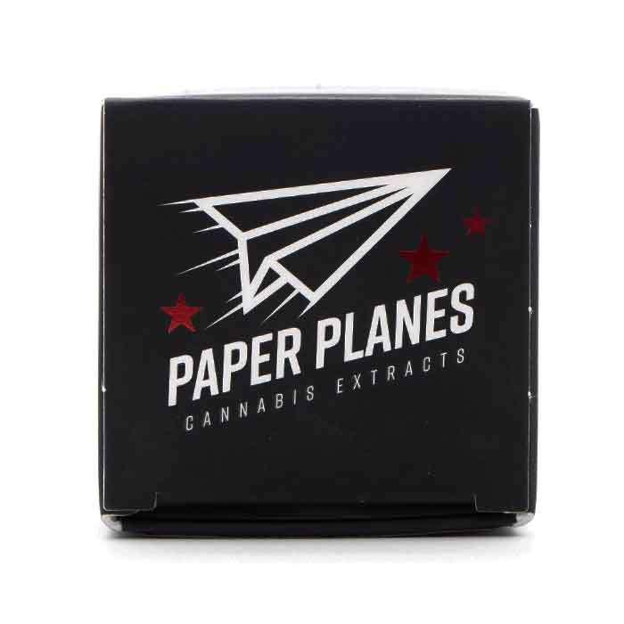 Mega Wellness OG | Live Resin Diamond Sauce from Paper Planes