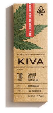 Milk Chocolate Bar from Kiva