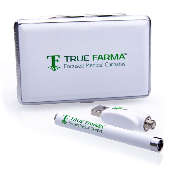 True Farma | True Farma Vaporizer Pen and Charger w/ Case